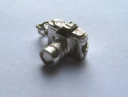 Sterling Silver Opening Camera Charm